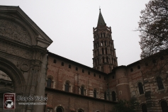 Basílica de San Sernín - Francia - Tolouse