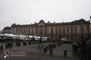 Capitole - Ayuntamiento - Francia - Tolouse