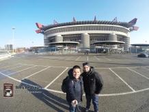 Milan Italia - Estadio de San Siro