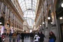 Milan Italia - Galería Vittorio Emanuele II
