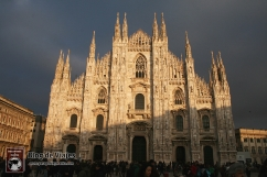 Milán Italia - Il Duomo Catedral de Milan (1)-mod