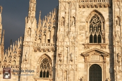 Milán Italia - Il Duomo Catedral de Milan (2)-mod
