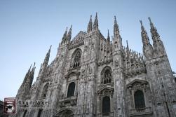 Milán Italia - Il Duomo Catedral de Milan