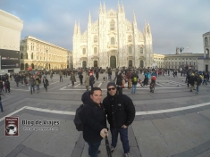 Milán Italia - Il Duomo Catedral de Milan (5)-mod