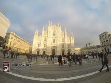 Milán Italia - Il Duomo Catedral de Milan (6)-mod