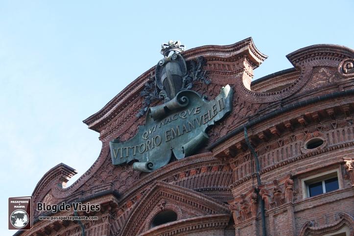 Piazza Carignano - Turin - Italia (4)