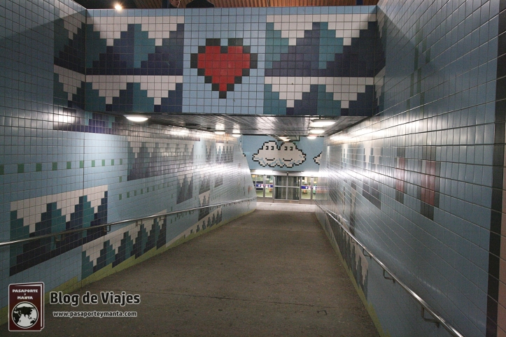 Estaciones de Metro de Estocolmo (2)