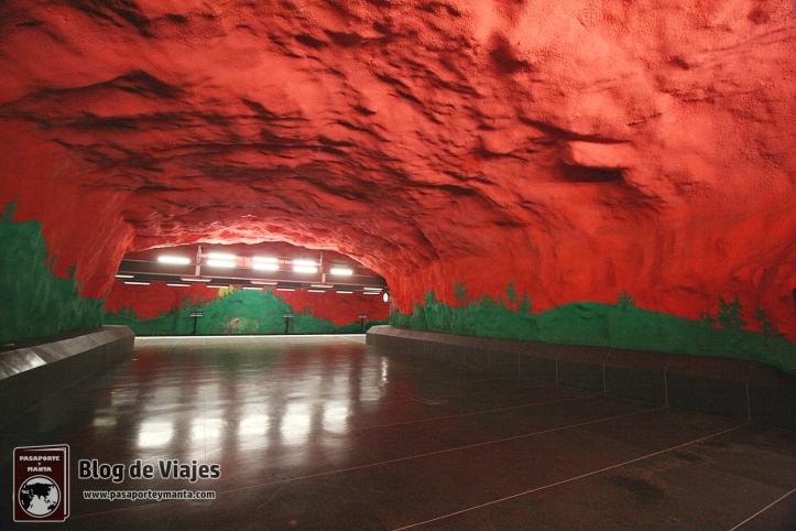 Estaciones de Metro de Estocolmo (3)