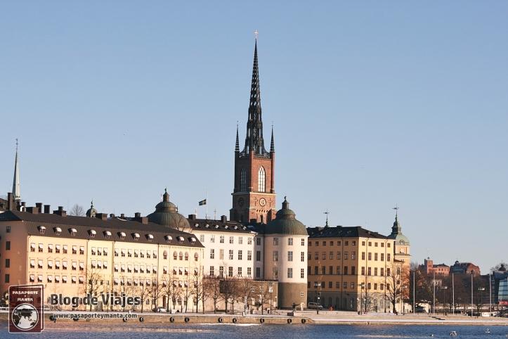 Riddarholmskyrkan - Estocolmo