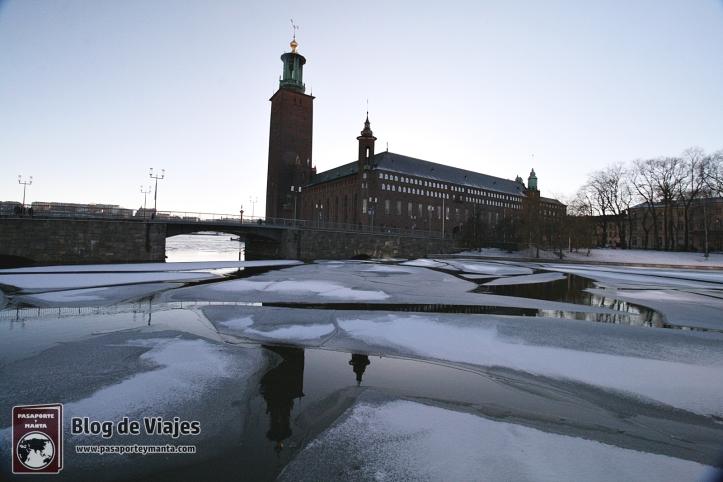 Stadshus - Ayuntamiento de Estocolmo (1)
