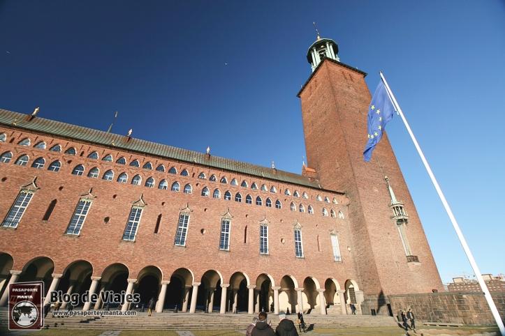 Stadshus - Ayuntamiento de Estocolmo (3)