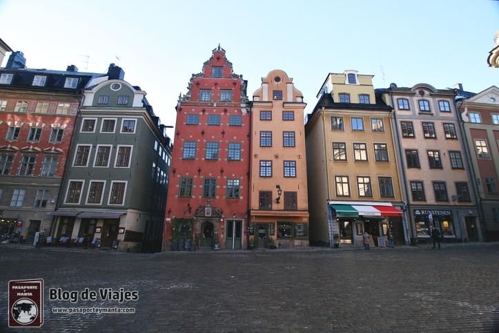 Stortorget - Gamla Stan Estocolmo