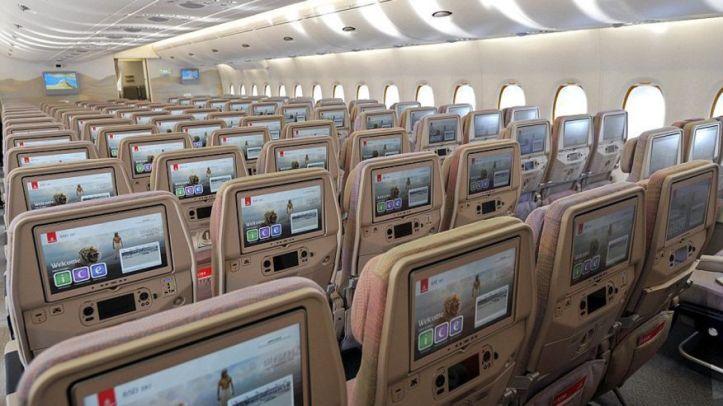 Interior Aribus 380 - yahoo.com