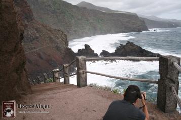 La Palma - Acceso a la Playa de Nogales