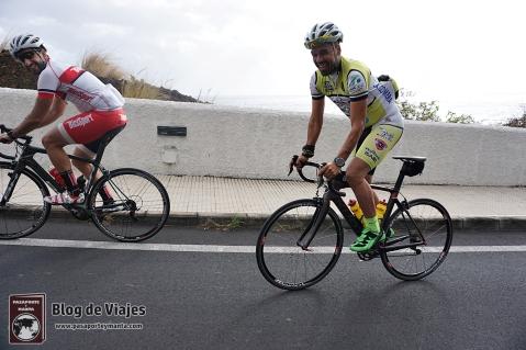La Palma - Los amigos Omar y Alex dando una buena vuelta a la isla (1)