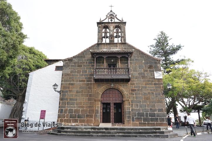La Palma - Real Santuario de Nuestra Señora de Las Nieves