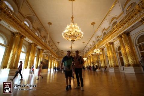 San Petersburgo Museo Hermitage