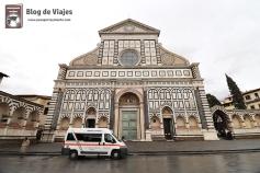 Florencia - Basílica de Santa Maria Novella
