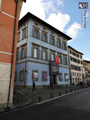 Pisa - Palazzo Blu