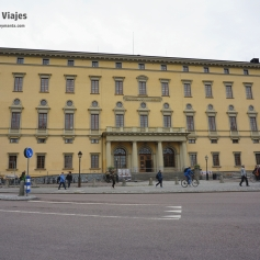 Suecia - Upsala - Biblioteca Carolina Rediviva