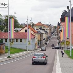 Suecia - Upsala - Calles (1)
