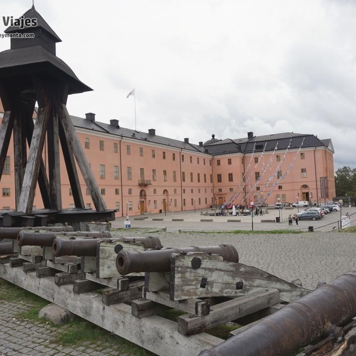 Suecia - Upsala - Castillo (2)