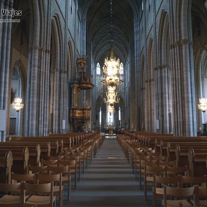 Suecia - Upsala - Catedral (1)