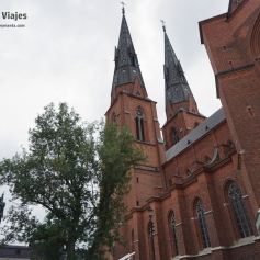 Suecia - Upsala - Catedral (2)