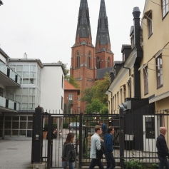 Suecia - Upsala - Catedral (3)