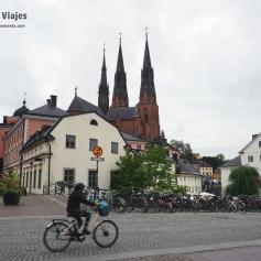 Suecia - Upsala - Catedral (4)