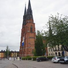 Suecia - Upsala - Catedral (5)