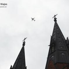 Suecia - Upsala - Catedral (6)