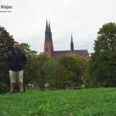 Suecia - Upsala - Catedral (7)