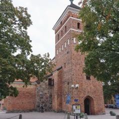 Suecia - Upsala - Iglesia Trefaldighets