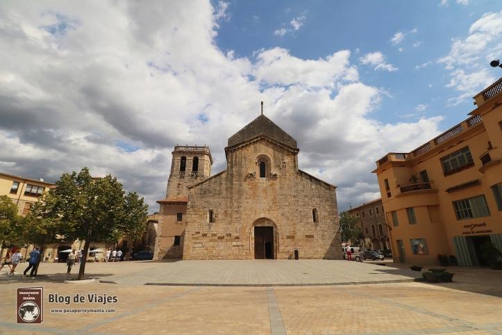 Besalú - Monasterio de San Pedro