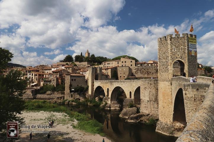 Besalú - Puente Romano (1)