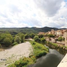 Besalú - Puente Romano (2)