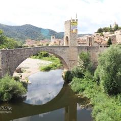 Besalú - Puente Romano (4)