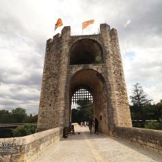 Besalú - Puente Romano (5)