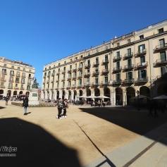 Girona - Plaza de la Independencia