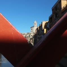Girona - Puente de Hierro - Pont de les Peixateries Velles (2)