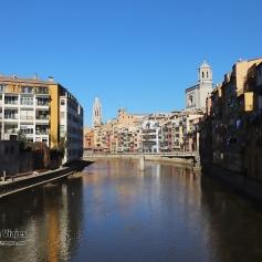 Girona - Puente de Hierro - Pont de les Peixateries Velles (3)