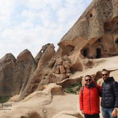 Turquia - Capadocia - Catedral de Selime (1)-mod
