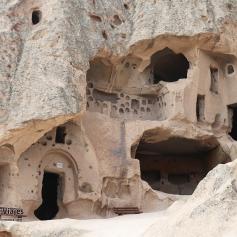 Turquia - Capadocia - Catedral de Selime (2)-mod