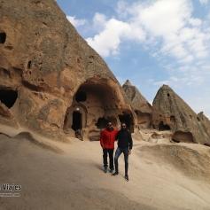 Turquia - Capadocia - Catedral de Selime (3)-mod