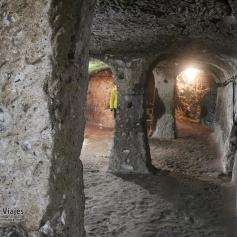 Turquia - Capadocia - Ciudad Subterranea Derinkuyu-mod