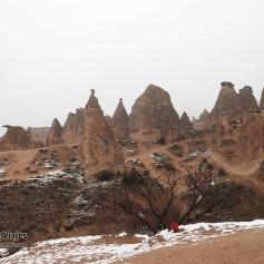 Turquia - Capadocia - Devrent Valle Imaginario-mod